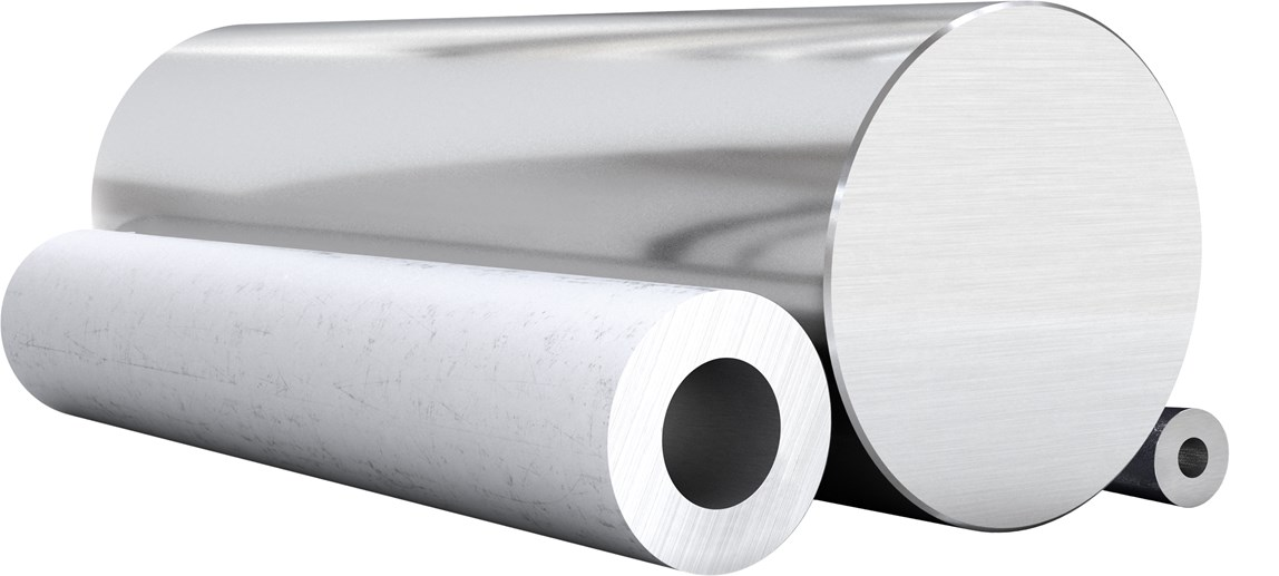 Stainless steel, special alloys and titanium products