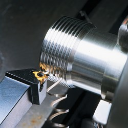 Machining stainless and duplex steels — Sandvik Materials Technology