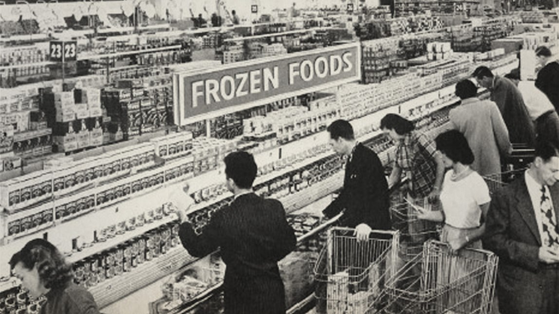 The history of the refrigerator — Sandvik Materials Technology