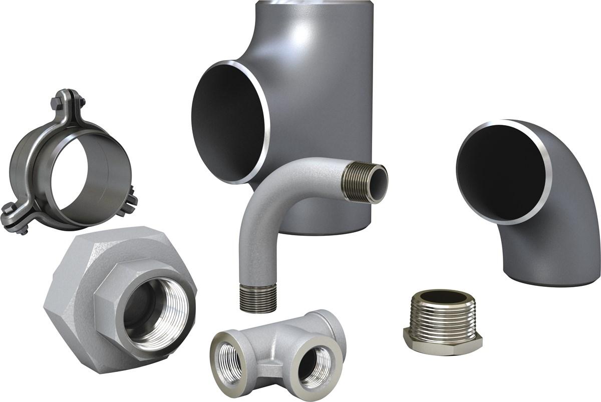 Stainless steel fittings — sandvik materials technology