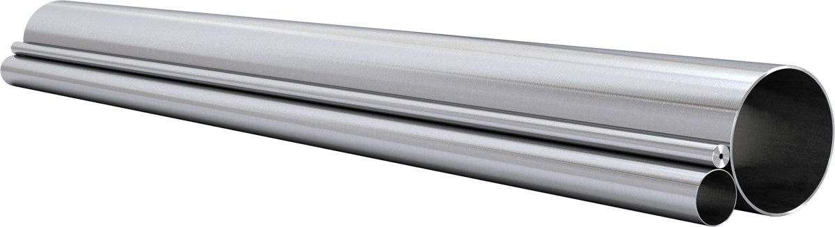Thin wall precision tubes in stainless steel — sandvik