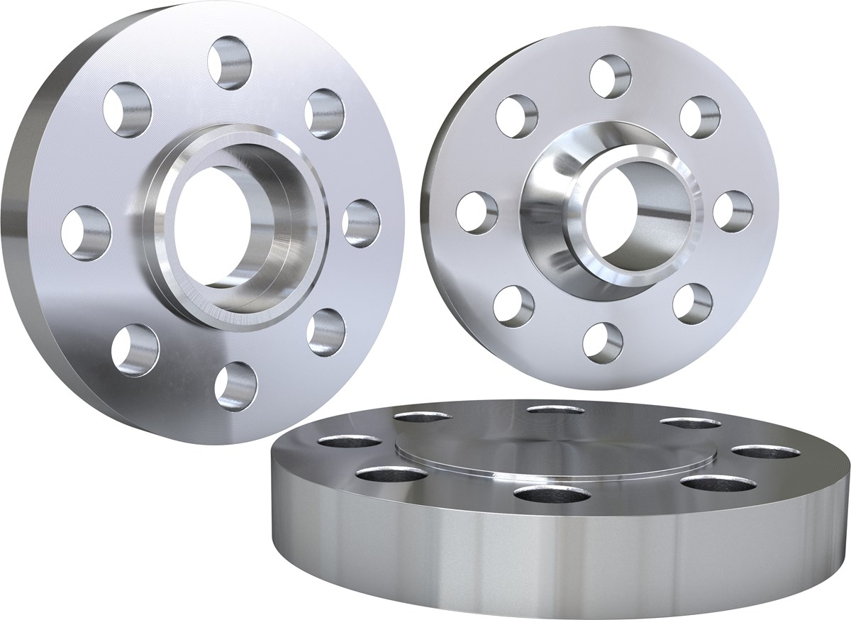 Stainless flanges according to astm asme — sandvik